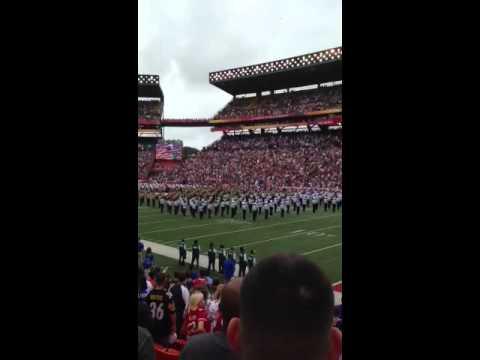 Pro Bowl 2013 National Anthem