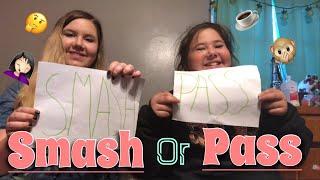 SMASH OR PASS!!! *Shawn Mendes, Shane dawson, James Charles*