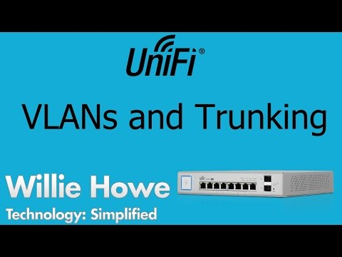 UniFi - VLANs and Trunking - What is a trunk?  - Ubiquiti Networks