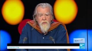 """""""Entre ciel et terre"""" : Michael Lonsdale lit Péguy"""
