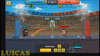 Puppet Football Fighters Juego Gratis PC y Android de Fútbol