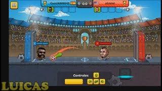Puppet Football Fighters Juego Gratis PC y Android de Fútbol