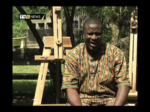 AFRICARTS | IFE ART SCHOOL INGENIOUS WOOD SCULPTOR | TVC NEWS AFRICA