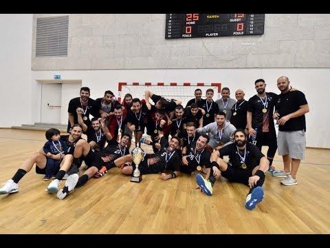 Handball Super Cup | AΠΟΕΛ ΣΠΕΣ vs ΕΥΡΩΠΑΪΚΟ | Video on Demand