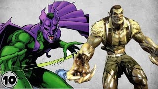 Top 10 Alternate Versions Of The Green Goblin