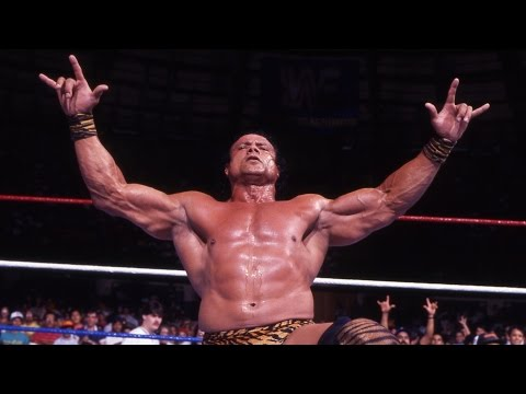 Jimmy Snuka: The Superfly collection intro, only on WWE Network