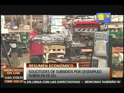 Mercados on line 12 de diciembre 2013.