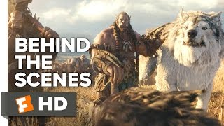 Warcraft Behind the Scenes - To Ride the Wolves (2016) - Ben Foster Movie