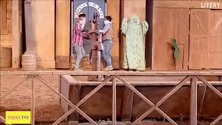 Wild West Stunt Show In Ramoji Film City