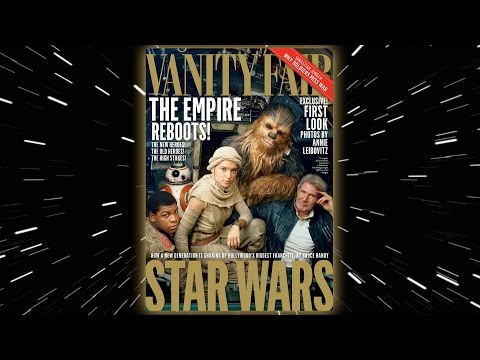 Vanity Fair Shows New FORCE AWAKENS Images - AMC Movie News