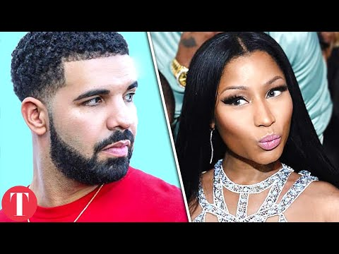 Drake Reacts To Nicki Minaj New Diss Track
