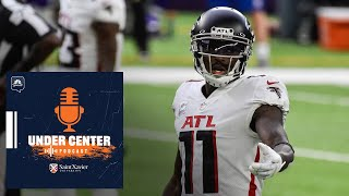 Bears benefit from Julio Jones trade and mailbag questions   Under Center Podcast