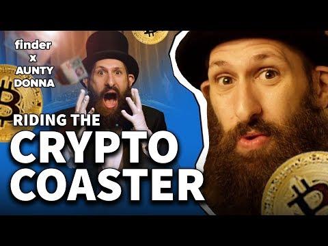 Riding the Crypto Coaster | feat. Aunty Donna 💰