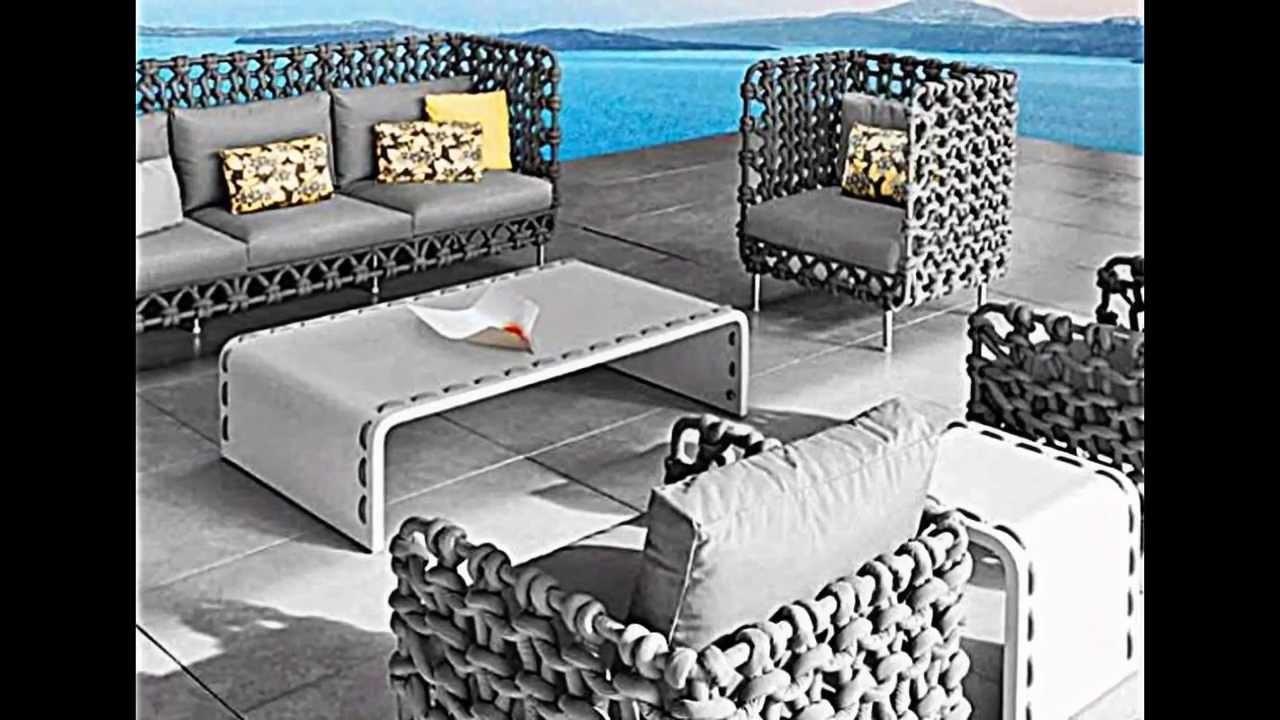 Hochwertig Die Außergewöhnlichen Designer Gartenmöbel Von Kenneth Cobonpue