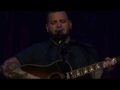 Dustin Kensrue  A Song for Milly Michaelson Acoustic  in San Diego 121914