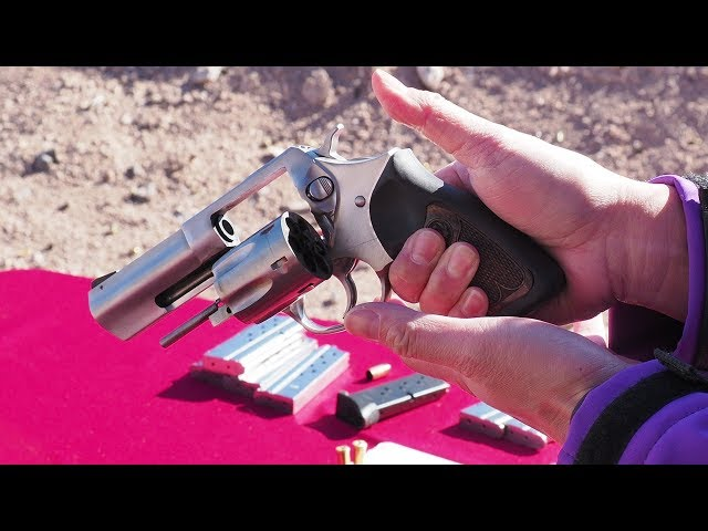 Ruger EC9s and SP101 Range Day 2018