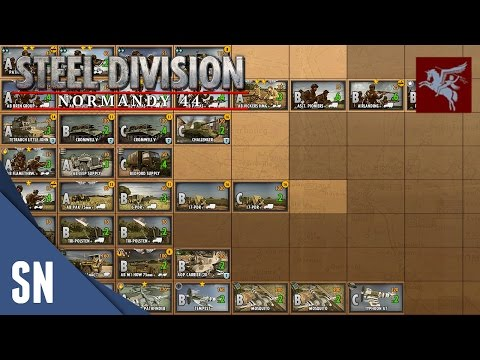 6th Airborne (RED DEVILS) - Steel Division: Normandy 44 - Battlegroup Review
