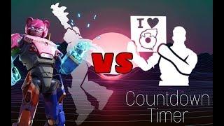 """NEW"" FORTNITE LIVE EVENT COUNTDOWN TIMER ! #FortniteLive #countdowntimer"