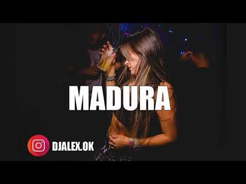MADURA - COSCULLUELA ✘ BAD BUNNY ✘ DJ ALEX [FIESTERO REMIX]
