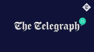 Celebrate Telegraph.co.uk's 25th birthday