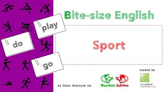 29   Learning English Sport