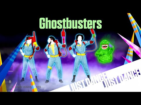 Just Dance 2014  Ghostbusters Classic 5 Stars PS3