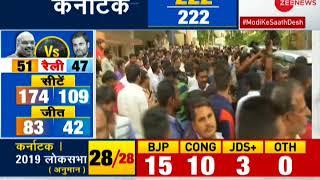 Election Breaking: Congress-JDS in Karnataka?