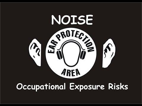 Noise & Occupational Exposure Risks