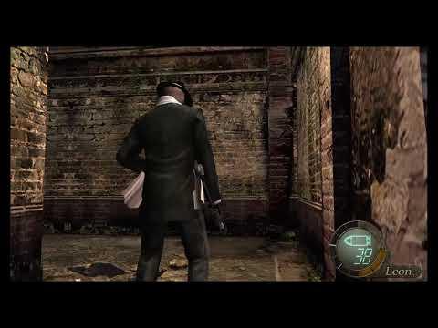 Resident evil 4:Stuck in the basement