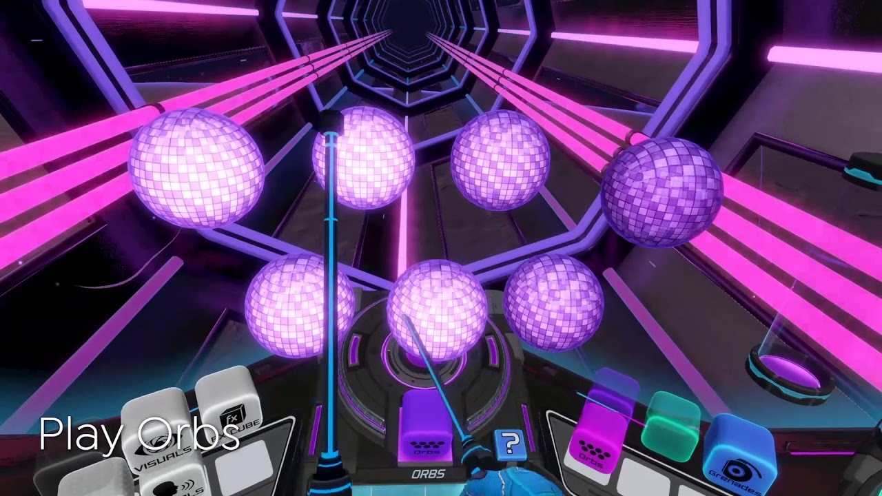 How Survios crafted a creative music VR experience with