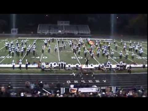 Waterloo West High School Marching Band Fiddler On The