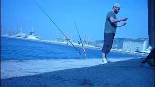 """Una mañana en el mar sin pescar nada... """"AlhamduliLLAH = Alabado sea Allah"""""""