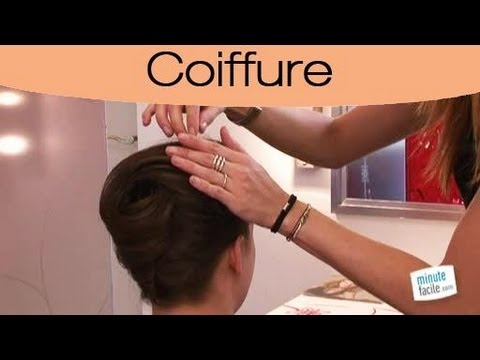 Comment faire un chignon banane youtube - Faire un chignon ...