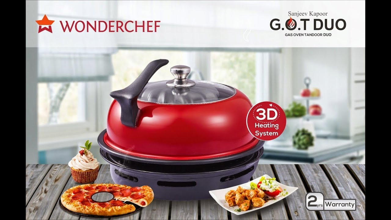 KAWACHI COOKING 3D HEATING SYSTEM