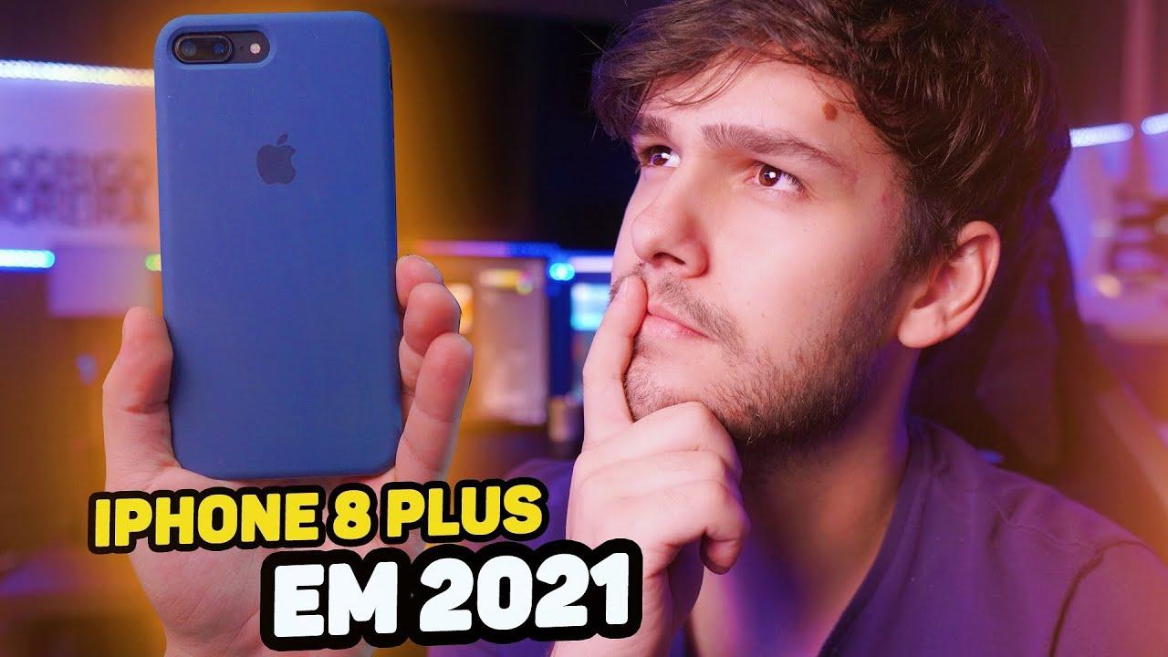 IPHONE 8 PLUS VALE A PENA EM 2021? [Opinião Sincera]