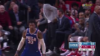 Robert Covington, clutch