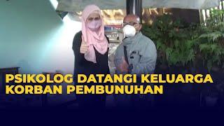 Psikolog Datangi Keluarga Korban Pembunuhan Ibu dan Anak di Subang, Hasilnya?