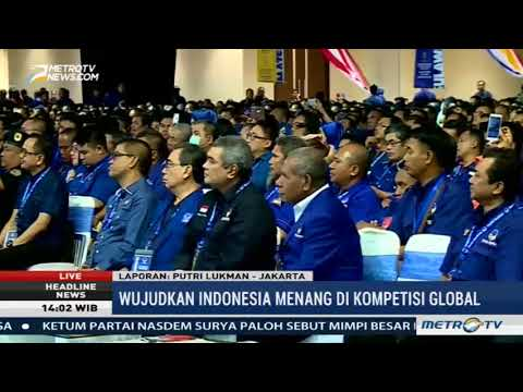 Panglima TNI: Partai NasDem bisa Menjadi Pelopor Wujudkan Indonesia Berdaulat