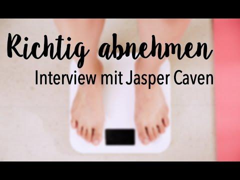 Endlich richtig abnehmen – Interview mit Jasper Caven (Podcast)