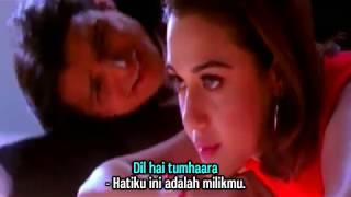 Dil Hai Tumhaara - Alka Yagnik, Kumar Sanu And Udit Narayan - Subtitle Indonesia