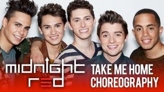 Midnight Red - Take Me Home: The Choreography OFFICIAL (HD)
