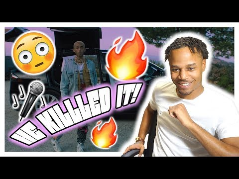 Jaden Smith - Icon | HE SNAPPED! | REACTION