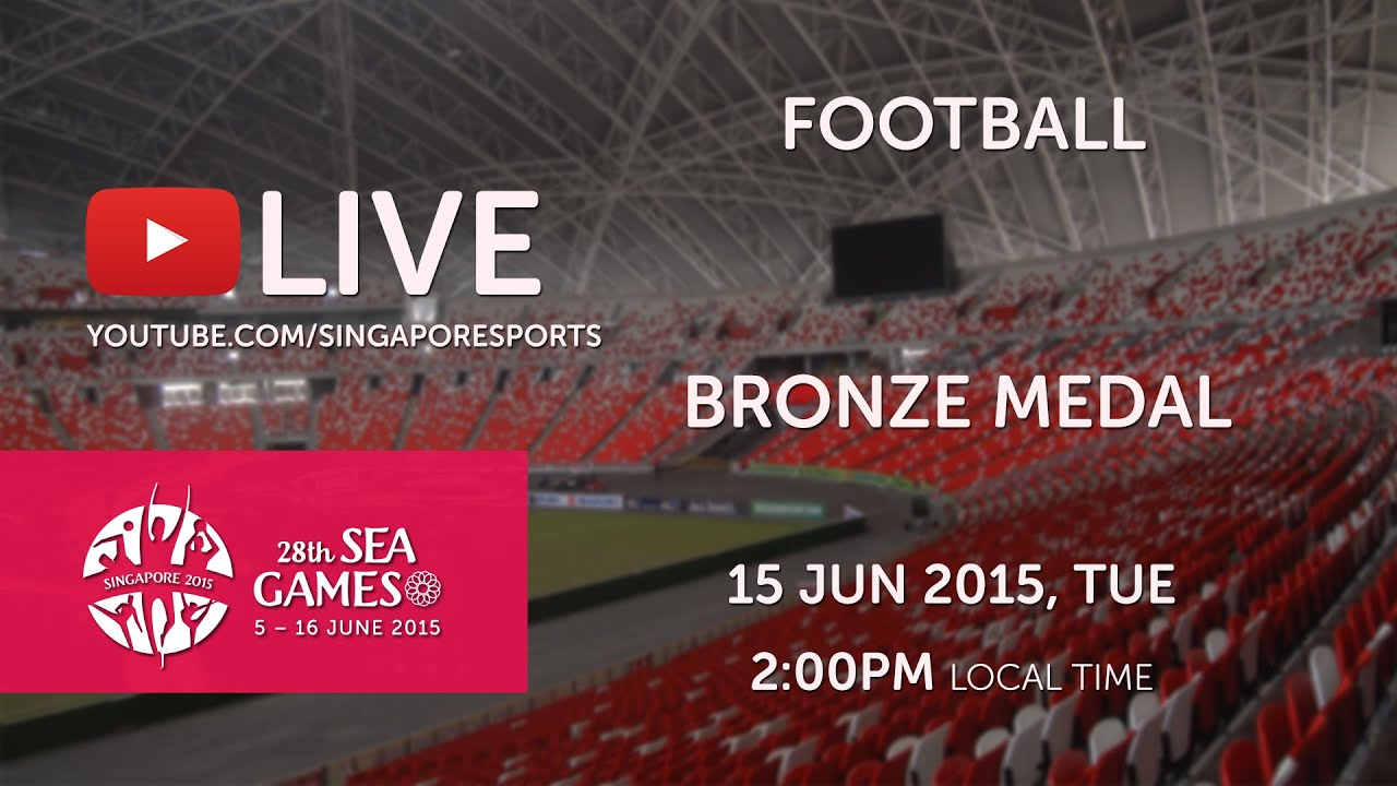 Football Men's Bronze Medal Match | 28th SEA Games ...