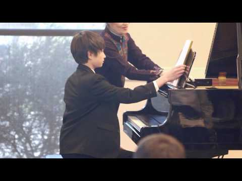 Stuart Kerr piano recital, Brahms, Carpenter 8 Apr, 2017