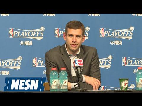 Brad Stevens, Celtics React To Loss To Hawks