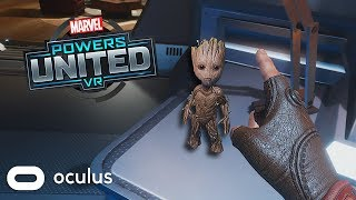 BAD GROOT - MARVEL POWERS UNITED VR - OCULUS RIFT