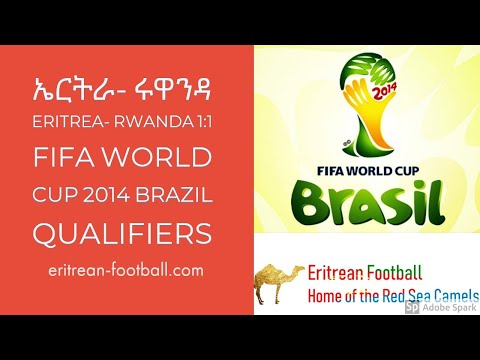 Eritrea - Rwanda 1-1 (1-0) World Cup Qualifiers 2014 Brazil 11.11.11