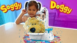 Soggy Doggy with Fun With Juliahna! | Opening my Silver Play Button!