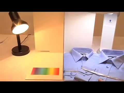 Daylight Studio Lighting For Accurate Colours in Painting
