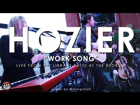 """Hozier """"Work Song"""" Live Performance"""